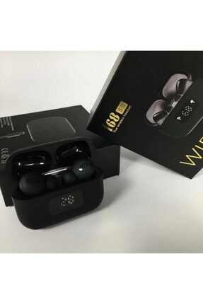 Letang Yeni Nesil Airpods Pro Bluetooth 5.1 Kulaklık Apple Iphone Android Uyumlu-siyah 3