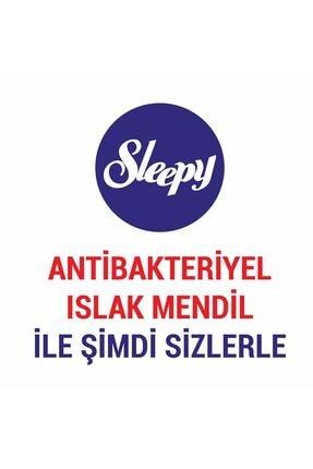 Sleepy Antibakteriyel Islak Havlu 100 Yaprak 1