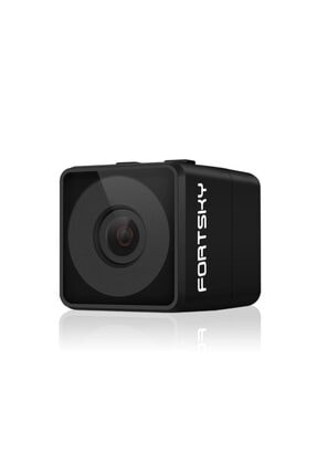 Fs Fpv Mikro Eylem Kamera 160° Hd 1080p Dvr Dahili Mikrofon W/kablo 0