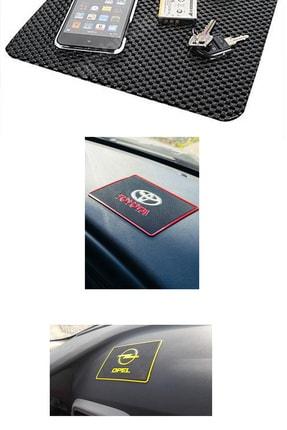 AutoFresh Fiat Grande Punto Uyumlu Toprido Pedi Araza Özel Logolu Telefon Mp3 Tablet Kaydırmaz 1