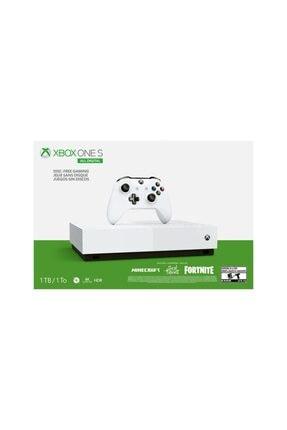 Microsoft Xbox One S 1Tb All Digital 3 Oyun + 1 Kol 2