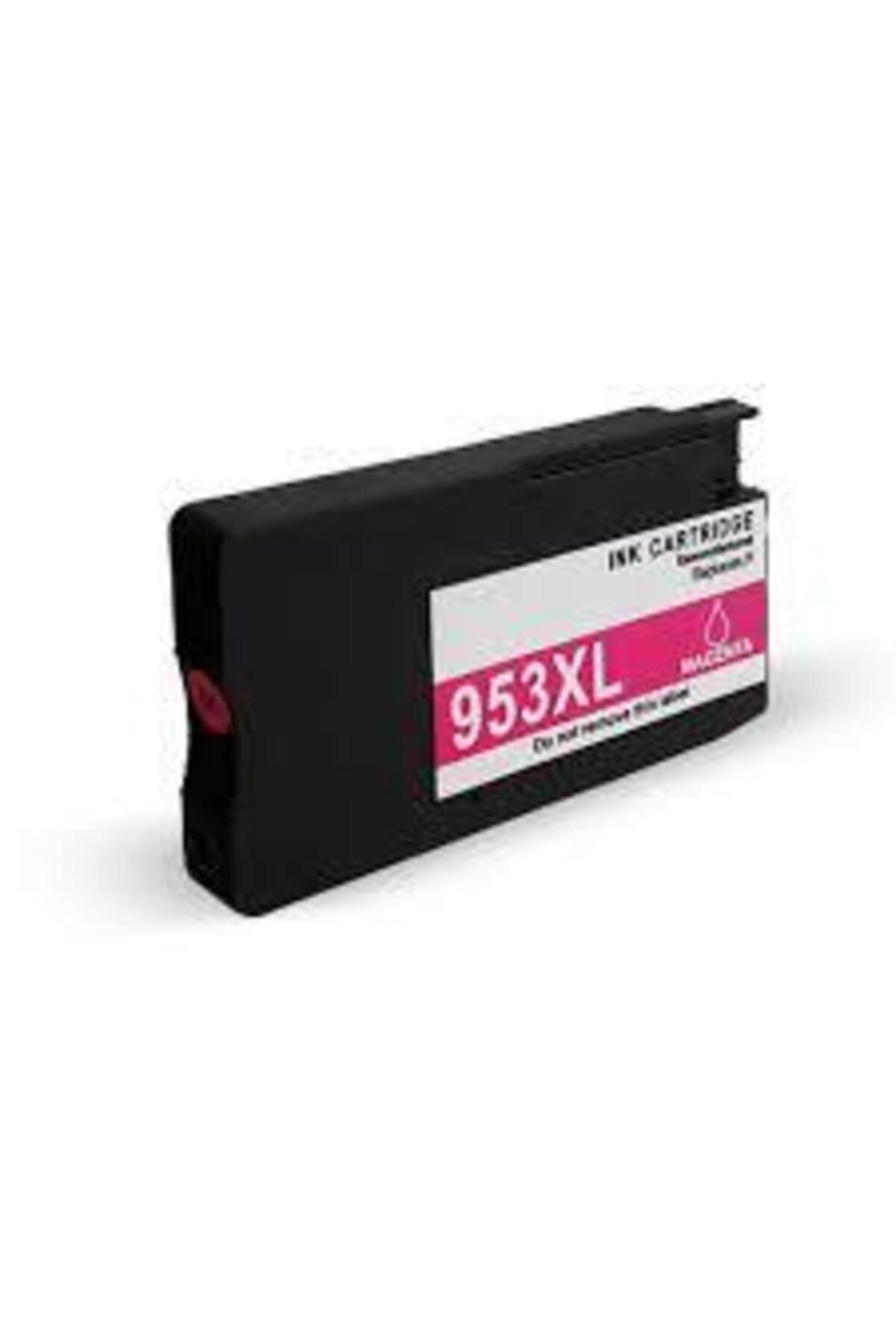 F6u17ae (953xl) Muadil Kırmızı Kartuş Officejet Pro 7720-7740-8210