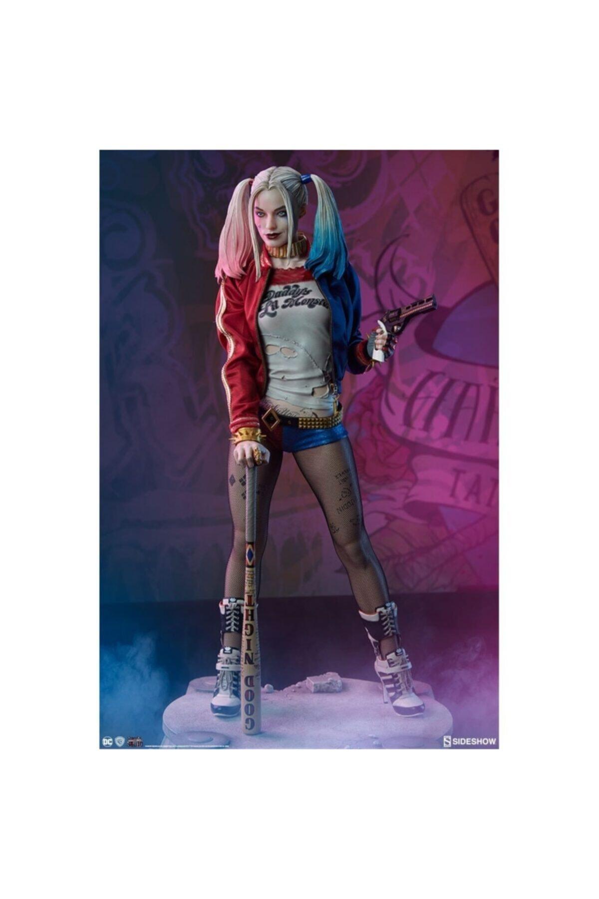 Harley Quinn Premium Figür