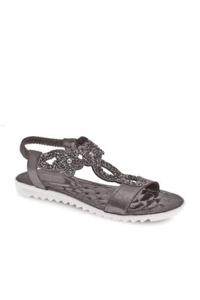 WHİTE ANGEL 34 Kadın Sandalet 0