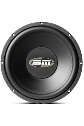 bm audio Boschmann Bm Audıo Bm-1214 1000 Watt 30cm Subwoofer Kabinli Bas 1