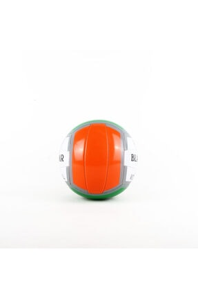 Yeystore Turuncu Yeşil Voleybol Topu 1