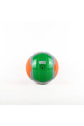 Yeystore Turuncu Yeşil Voleybol Topu 2