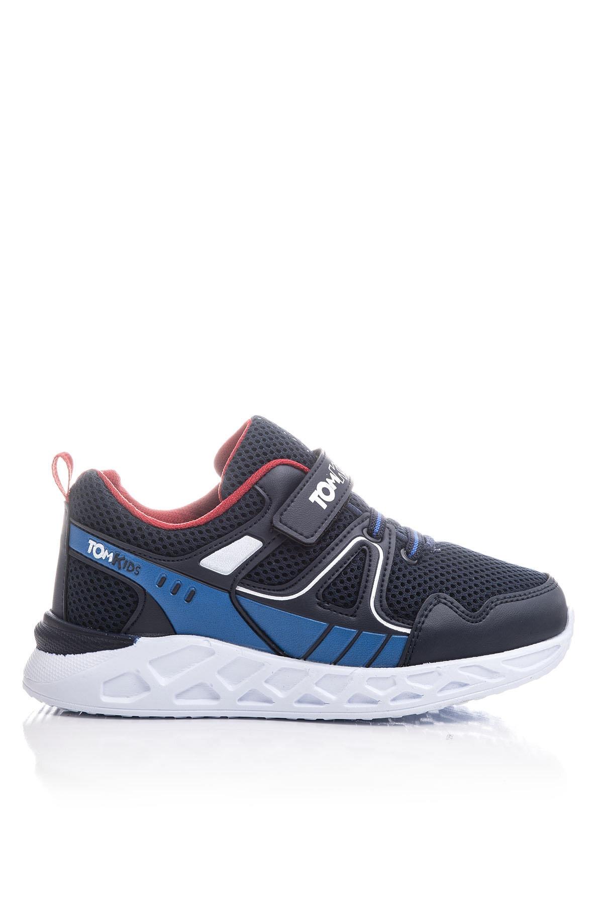 Tonny Black Erkek Çocuk Lacivert Spor Ayakkabı TB3401-3 1