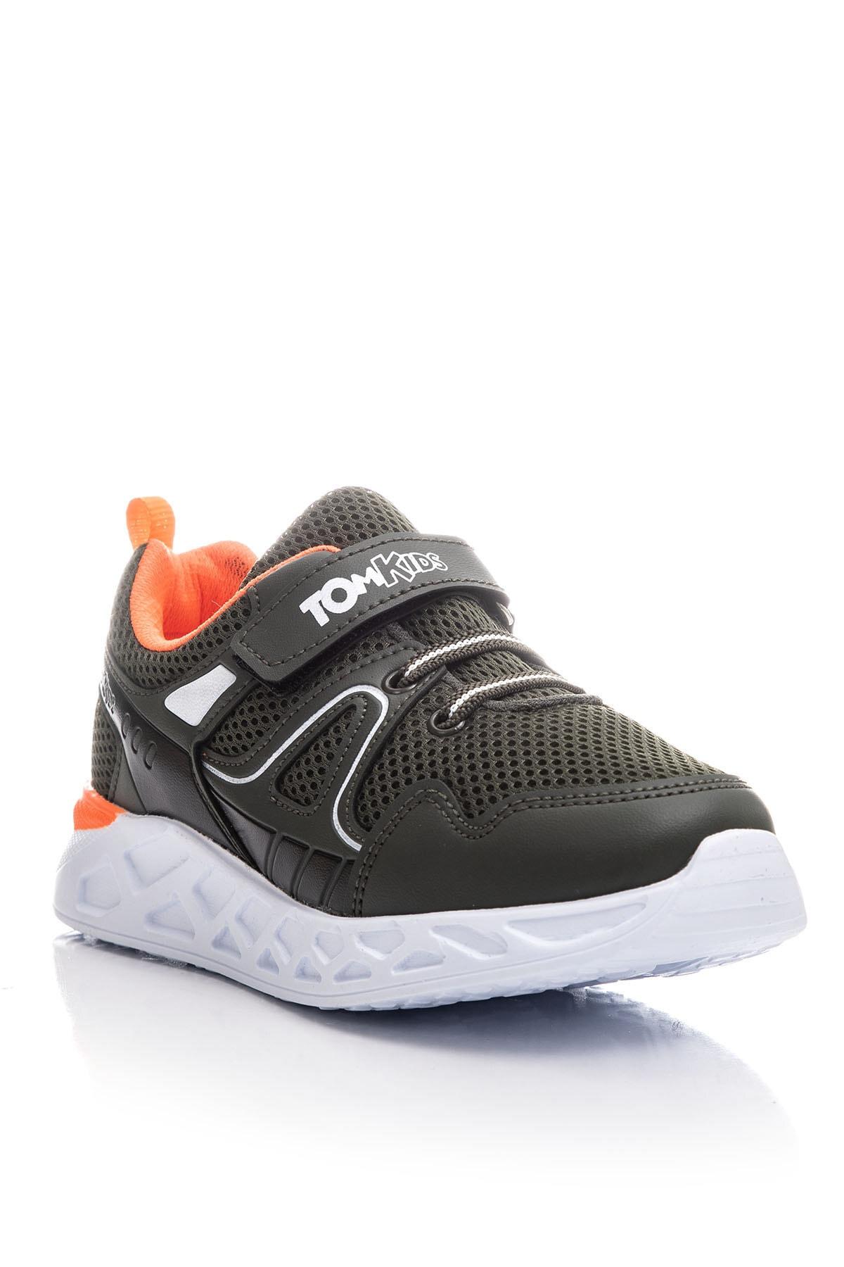 Tonny Black Erkek Çocuk Haki Spor Ayakkabı TB3401-3 1