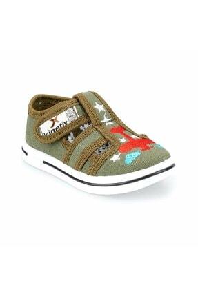 Kinetix Hakı Erkek Çocuk Sneaker Ayakkabı 0