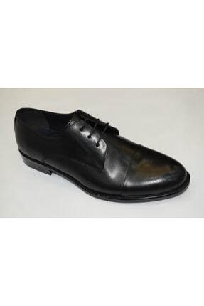 PUNTO Erkek Siyah Antik Klasik Ayakkabı  464074 0
