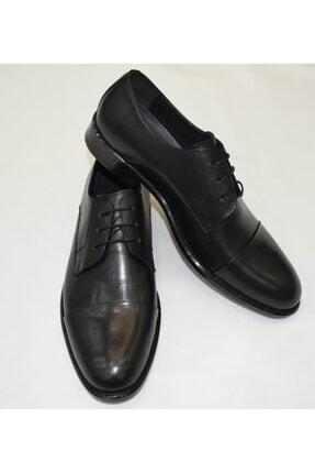 PUNTO Erkek Siyah Antik Klasik Ayakkabı  464074 1