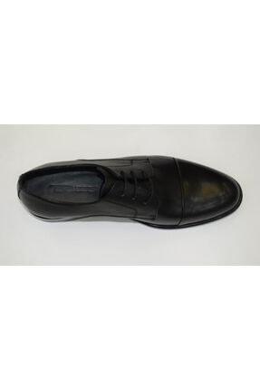 PUNTO Erkek Siyah Antik Klasik Ayakkabı  464074 2