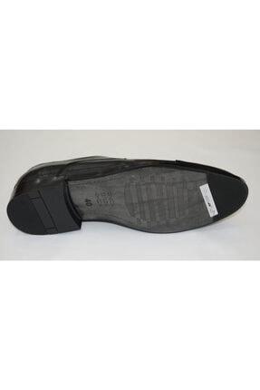 PUNTO Erkek Siyah Antik Klasik Ayakkabı  464074 3