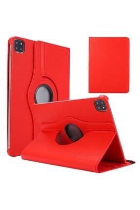 Mobilteam Kırmızı Apple Ipad Pro 11 2020 Dönebilen Standlı Kılıf 0