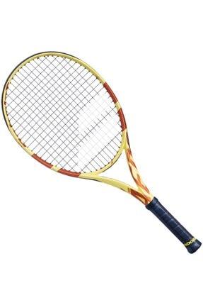 "BABOLAT Pure Aero Jr26"" Roland Garros Çocuk Tenis Raketi 3"