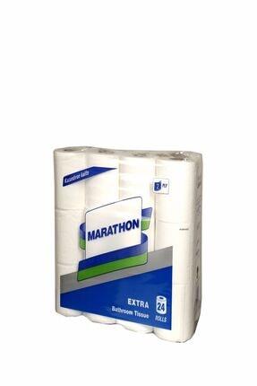 Marathon Klasik Ev Tipi Tuvalet Kağıdı 24 Rulo 0