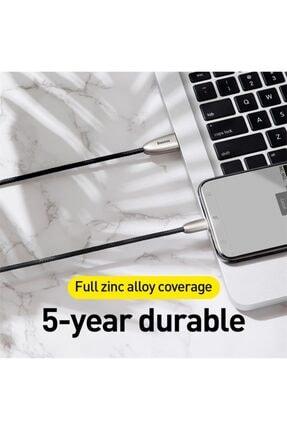 Baseus Iphone 2.4a Hızlı Şarj Lightning Şarj Ve Data Kablosu 3