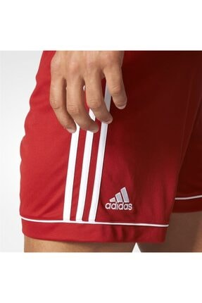 adidas Erkek Kırmızı Squadra 17 Spor Şort Bj9226 2