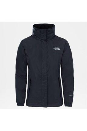 The North Face Tnf W Resolve 2 Jacket Siyah Kadın Mont 0