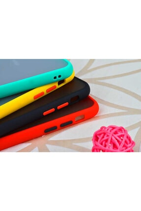 Zore Apple Iphone 8 Plus Kılıf Fri Silikon - 1