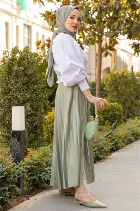 Gizce Holly Mint Yeşili Takım 3