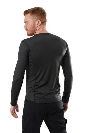 Climbolic Erkek Gri Basic Sweatshirt 3