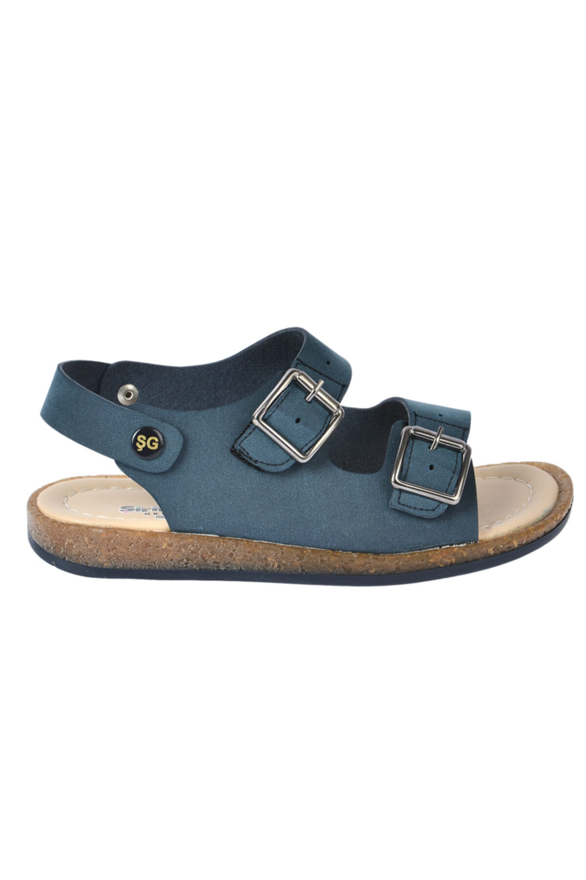 Erkek Çocuk Lacivert Sandalet Şb 2330-39