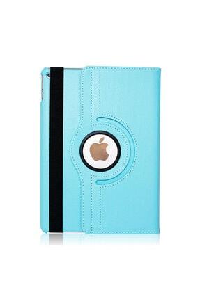 ebuy Ipad Mini 1-2-3 Suni Deri Tablet Kılıfı (a1432,a1454,a1455,a1489,a1490,a1491,a1599,a1600)turkuaz 0