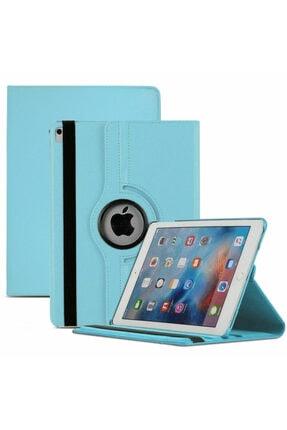 ebuy Ipad Mini 1-2-3 Suni Deri Tablet Kılıfı (a1432,a1454,a1455,a1489,a1490,a1491,a1599,a1600)turkuaz 1