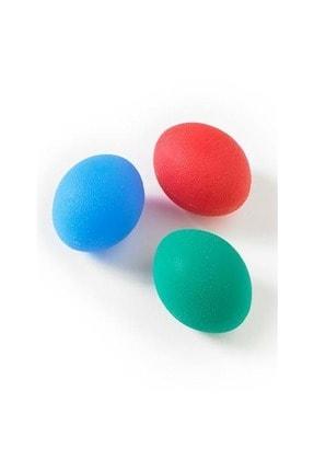 Deep Silikon Egzersiz Topu-yeşil 0