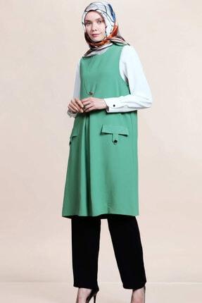SELAM Kadın Yeşil Tunik Takım 2