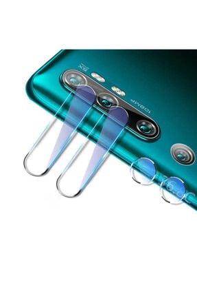 TeknoDuvar Xiaomi Mi Note 10 Kırılmaz Kamera Lens Koruma Temperli Cam 1