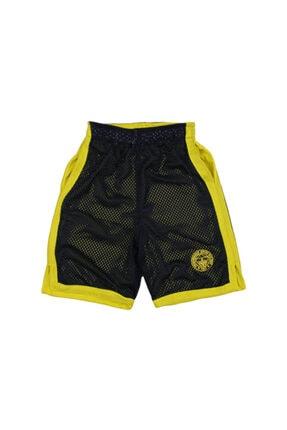 Fenerbahçe Erkek Kolej Sarı Biyel Şort 0