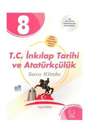 Palme Yayıncılık 8. Sınıf T. C. Inkılap Tarihi Ve Atatürkçülük Soru Bankası 0