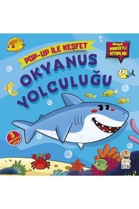 Sincap Kitap Pop-up Ile Keşfet Seti - Arkadaşlık Ormanı / Maceracı Araçlar / Okyanus Yolculuğu 1