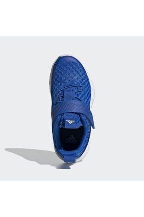 adidas Çocuk Mavi Spor Ayakkabı Rapidaflex Summer.rdy 4
