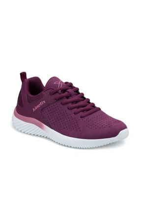 Kinetix Osan Pu W Mor Kadın Sneaker Ayakkabı 0