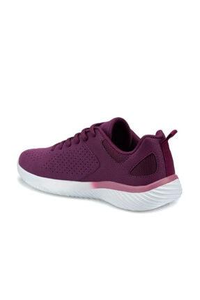 Kinetix Osan Pu W Mor Kadın Sneaker Ayakkabı 2