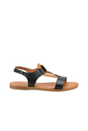 Polaris 315290.Z Siyah Kadın Sandalet 100507404 1