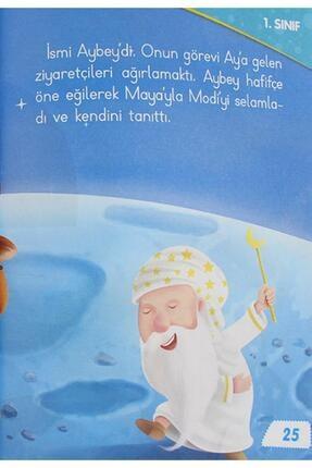 Çocuk Gezegeni 1. Sınıf Ölçme ve Değerlendirmeli Okuma Seti - 10 Kitap 2