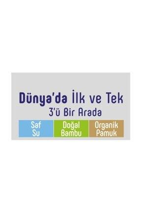 Sleepy Islak Havlu Mendil Yenidoğan Naturel 12x40 Paket 480 Yaprak 2