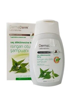 DermaDerm Isırgan Otu Şampuanı 300 ml 0