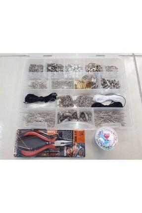 Nazar -takı yapım set-20 farklı ürün- 0