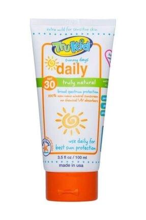 Trukid Daily Spf30 Mineral Sunscreen 100Ml 0