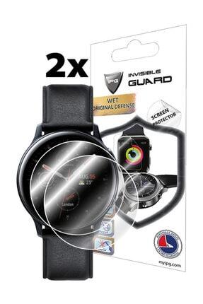 Ipg Samsung Galaxy Watch Active2 (44mm) / Active2 Aluminyum (44mm) Ekran Koruyucu (2 Adet) 0