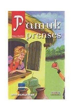 Tomurcuk Yayınları Pamuk Prenses - Grimm Kardeşler 0