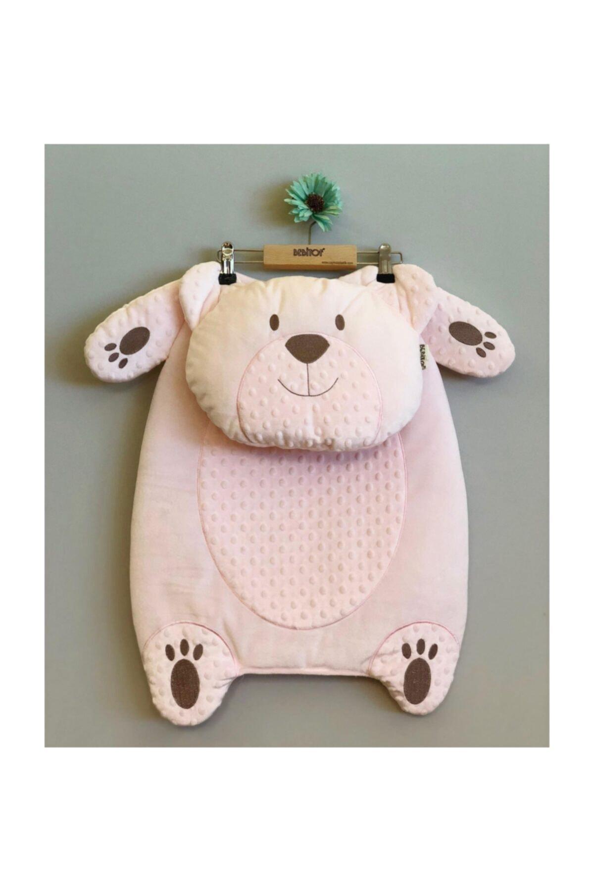 Kız Bebek Figürlü 2 Parça Alt Açma Seti 1114004- Bebek Doğum Hediyesi