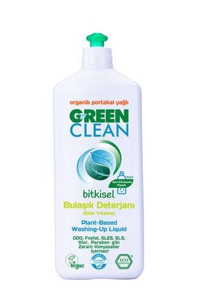 Green Clean BİTKİSEL BULAŞIK DETERJANI 730 ML. 0