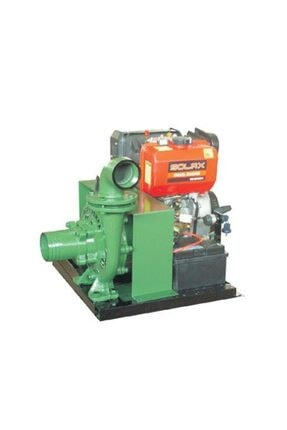 akın pompa DZL-STP425 Dizel Su Motoru Motopomp 11 BG   3200 devir 0
